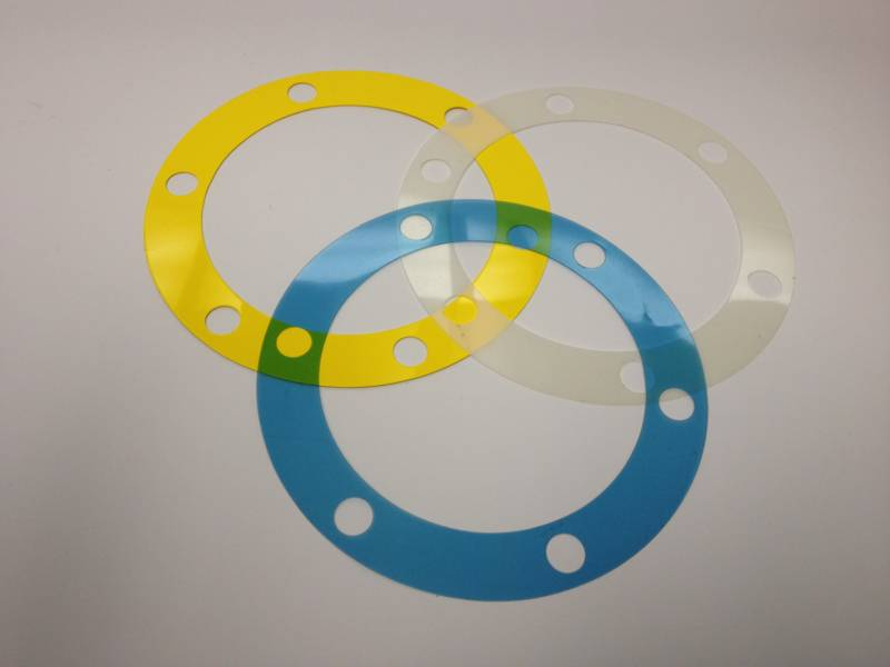 Plastic Shims - Die-Cut Products